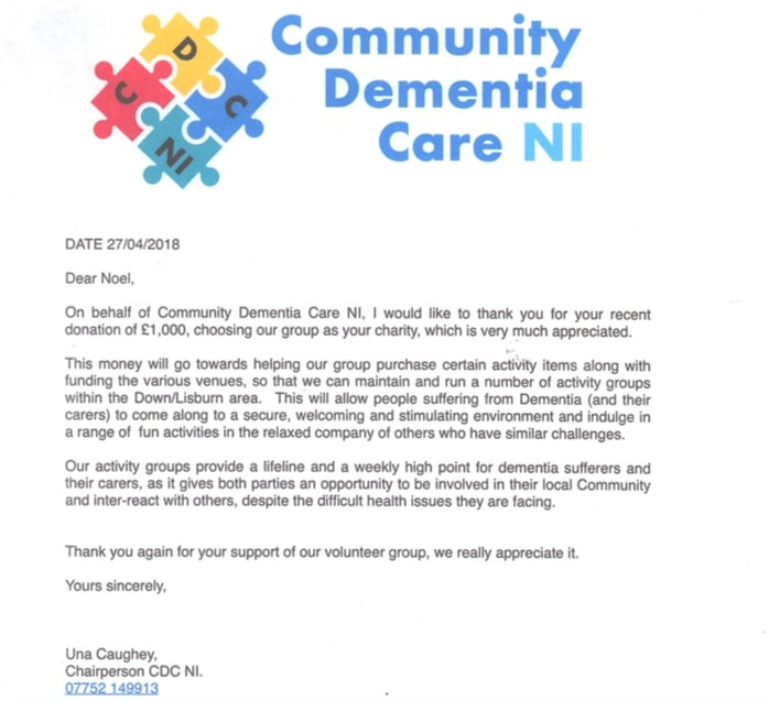 Community Dementia Care NI